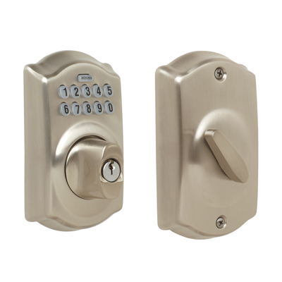 Schlage Satin Nickel