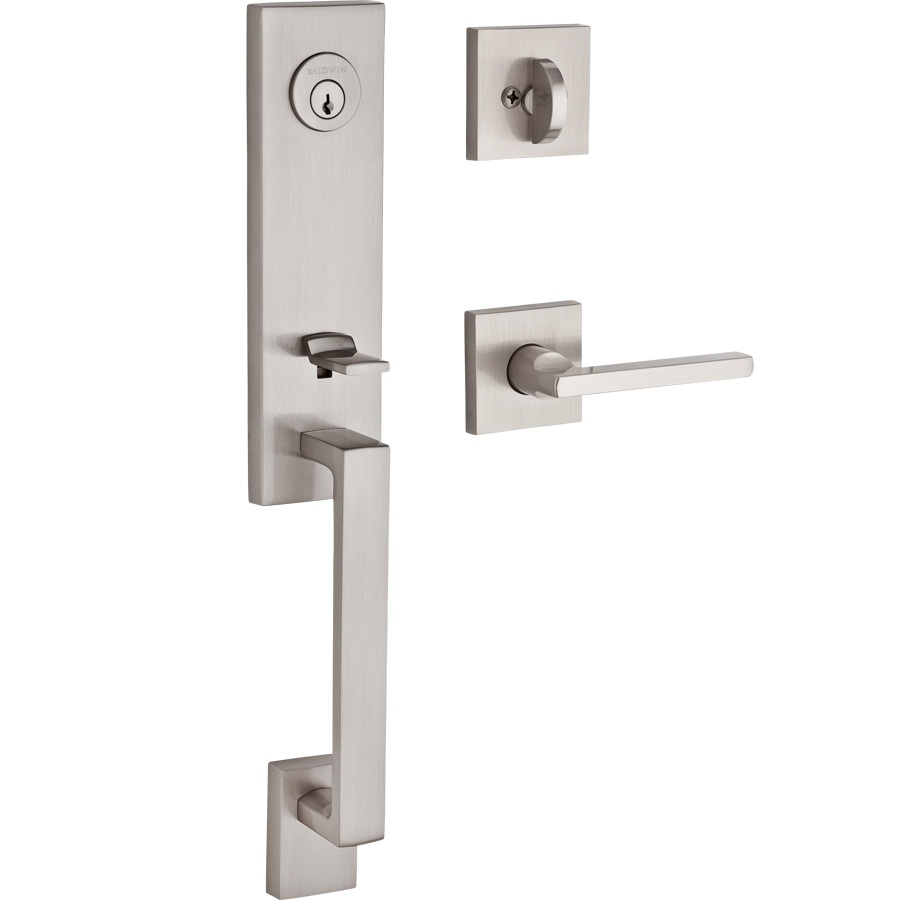 Modern Entry Door Hardware modern style entry door handlesets