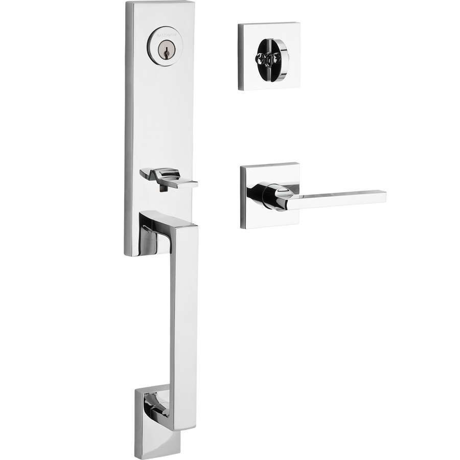 Modern Style Entry Door Handlesets