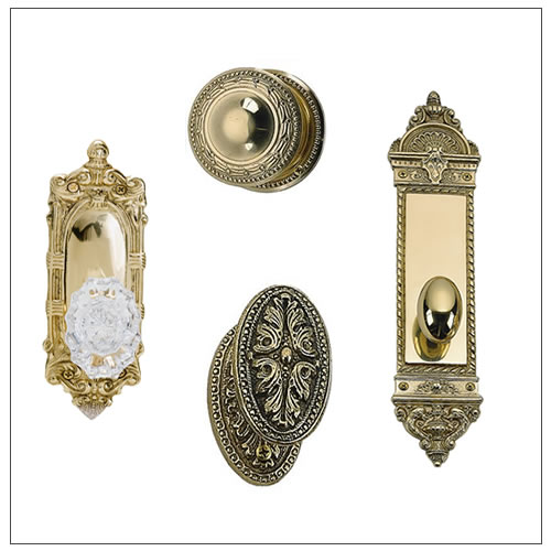 Beau Door Hardware By Brass Accents