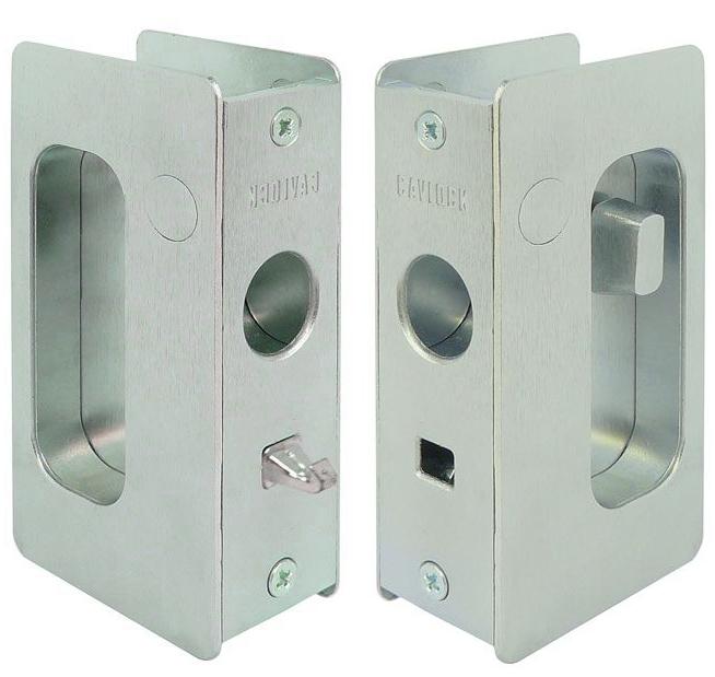 Cavilock Cl200e Bi Parting Passage Pocket Door Pull