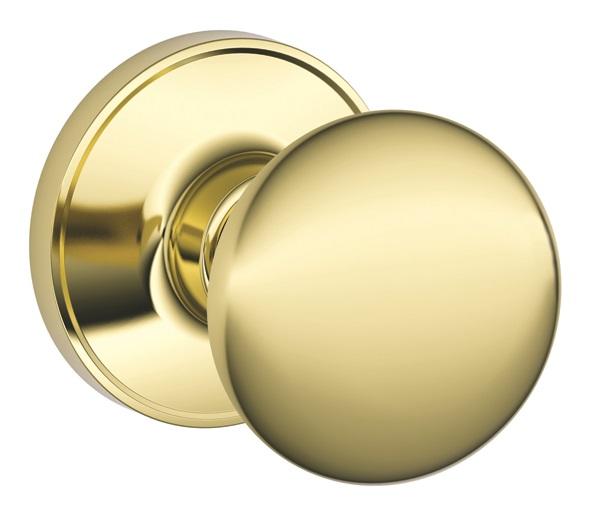 Dexter Bright Brass Stratus Knob ...  sc 1 st  Direct Door Hardware & Dexter Stratus Door Knob pezcame.com