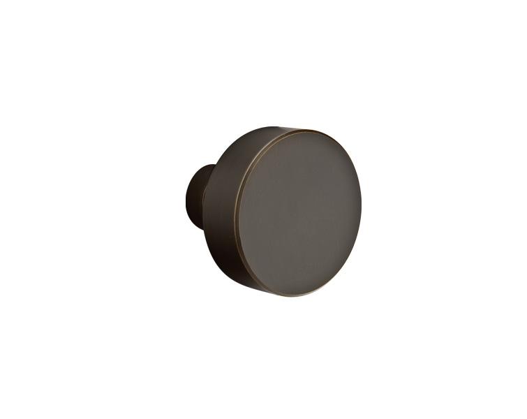 Emtek Modern Rectangular Single Point Dummy Sideplate Pair