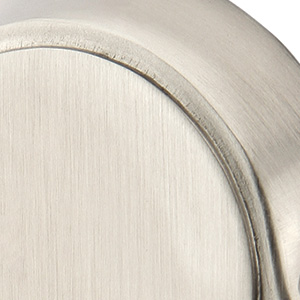... Emtek Satin Nickel Finish ...