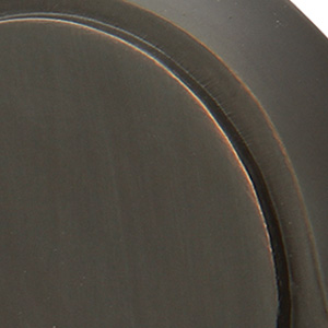 Emtek Oil Rubbed Bronze Finish