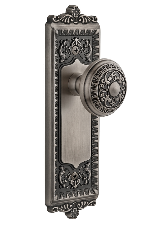 Choose Options  sc 1 st  Direct Door Hardware & Grandeur Windsor Plate with Windsor Knob