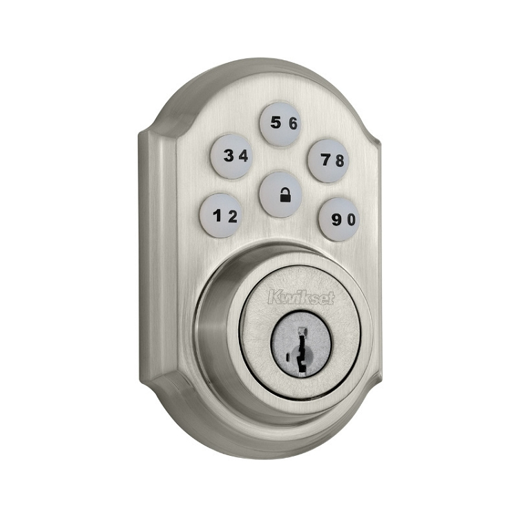 kwikset door hardware smartcode electronic deadbolts door locks