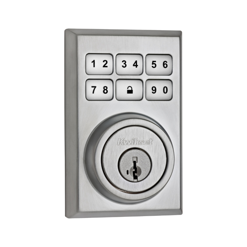 Schlage and Kwikset Electronic Locks