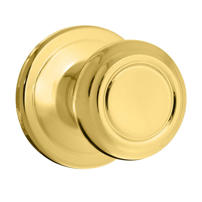 Kwikset Cameron Polished Brass