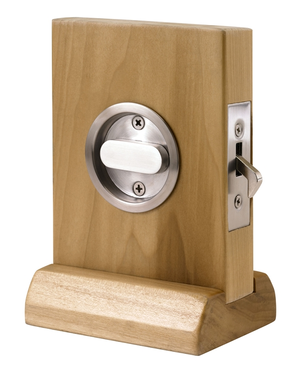 Round Pocket Door Hardware linnea modern round style pocket door lock