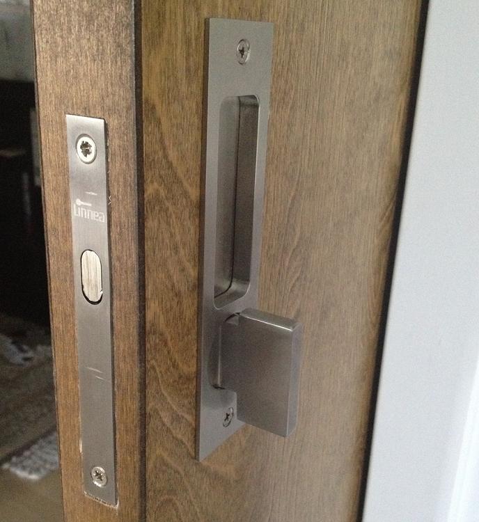 Linnea Pl 160s Square Privacy Door Lock