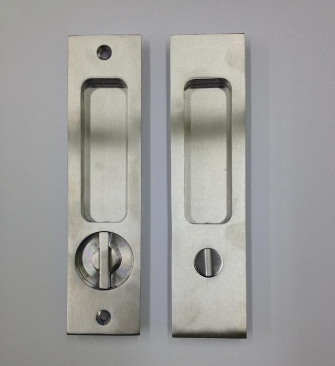 Photos Of Pocket Door Privacy Hardware