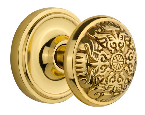 Polished Brass  sc 1 st  Direct Door Hardware & Reproduction Skeleton Key Door Locks