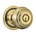 Schlage A-Series Georgian Commercial Knobs