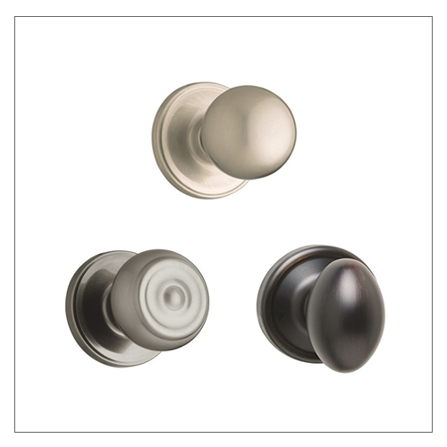 Weiser Door Knobs