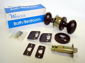 Beau Schlage Door Knobs Box Contents