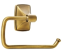 Amerock Clarendon Single Post Tissue Holder - Gilded Bronze