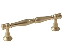 Amerock Crawford 3 3/4 Inch CC Cabinet Pull - Golden Champagne