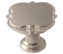 Amerock Grace Revitalize 1 3/4 Inch Cabinet Knob - Satin Nickel