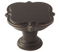 Amerock Grace Revitalize 1 3/4 Inch Cabinet Knob - Oil-Rubbed Bronze