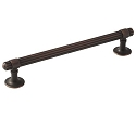 Amerock Sea Grass 6 5/16 Inch CC Cabinet Pull - Oil-Rubbed Bronze