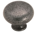 Amerock 1 5/16 Inch Wrought Iron Classic Cabinet Knob