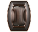 Amerock Sea Grass Blank Wall Plate - Oil-Rubbed Bronze