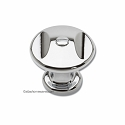 Atlas Homewares Ergo Collection Pull in Polished Chrome - 96mm CC