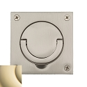 Baldwin Estate 0397 Flush Cup Handle & Ring Pull - 3.5