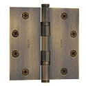 Baldwin Estate Series 4 1/2 Inch Ball Bearing Hinge with Square Corner