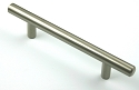 Berenson Tempo 96mm CC Pull in Brushed Nickel
