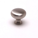 Berenson American Classics Series  1-1/16 Inch Knob in Brushed Nickel