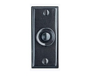 Beslagsboden Doorbell Push and Cover - Black