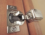Blum 38C Compact Cabinet Hinge with BLUMOTION, 1-1/4 Inch Overlay