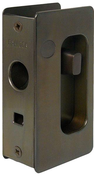 Privacy Pocket Door Hardware cavilock cl200a privacy pocket door lock