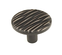 Century Dolce 45mm Cabinet Knob in Antique Bronze and Copper