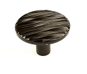 Century Dolce 45mm Cabinet Knob in Light Oil Rubbed Bronze