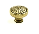 Century Hartford 1 1/4 Inch Knob in Aged English