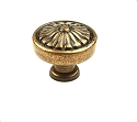 Century Hartford 1 1/4 Inch Knob in Aged Copper