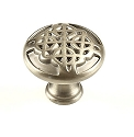 Century Highlander 1 3/16 Inch Cabinet Knob in Antique Pewter