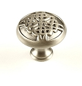 Century Highlander 1 3/8 Inch Cabinet Knob in Antique Pewter