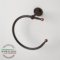 Century Ravello- Towel Ring in Oil Rubbed Bronze