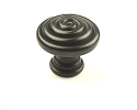 Century Omega 1 3/8 Inch Cabinet Knob in Regent English