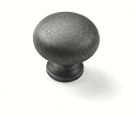 Century Plymouth 1 1/4 Inch Cabinet Knob in Weathered Pewter