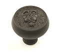 Century Roman 1 1/2 Inch Cabinet Knob in Oil Rubbed Bronze