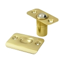 Deltana Solid Brass Ball Catch with Round Corners