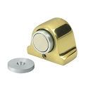 Deltana Solid Brass Magnetic Dome Stop