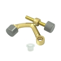 Deltana Solid Brass Hinge Mounted Hinge Pin Stop