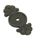 Emtek Bronze Back Plates For Knobs