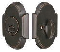 Emtek #8 Style Single Cylinder Deadbolt